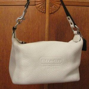 Coach Soft Pebble Leather Purse